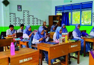Sosialisasi SMK Muhammadiyah Blitar