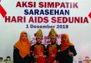 Aksi Simpatik Hari AIDS Sedunia