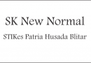 SK New Normal – STIKes PAtria Husada Blitar