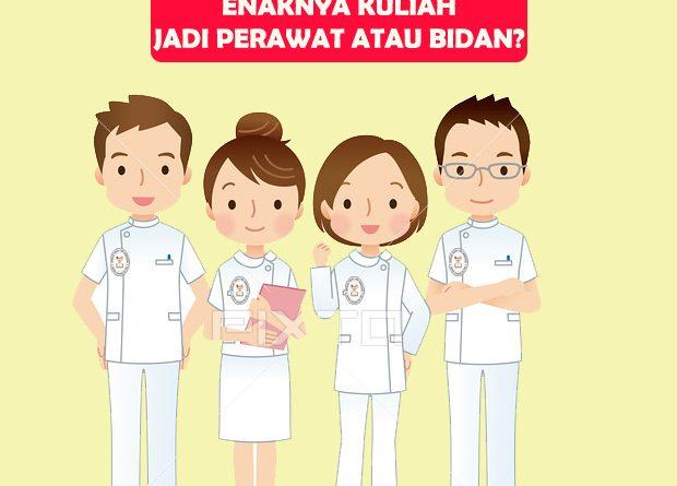 Apa Sih enaknya jadi perawat atau bidan?